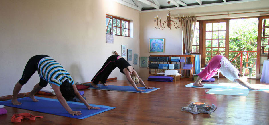 Durbanville Yoga Picture