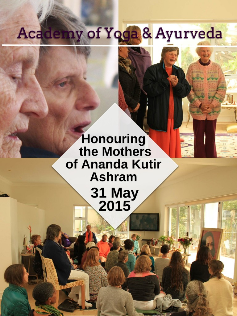 AYA Honouring of Mothers - Poster